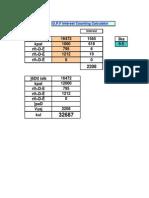 GPF Interest Calculation Sheet