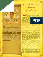 Dharak Dharakansha Horoscope