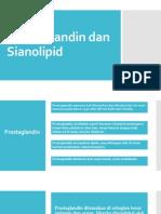 Prostaglandin Dan Sianolipidppt