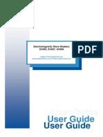 SV005 manual