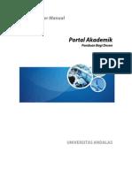 Portal Akademik Dosen