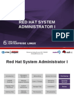 Red Hat Sys Admin 1