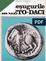 R.tantau - Mestesugurile La Geto-daci,1972