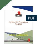 C_Sharp Certification