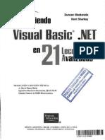 21 Lecciones de Progra Avanzada en .Net