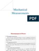 Metrology and Measurements  Anna university Sem V Unit 5