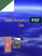 Diabetic Retin Primary Care