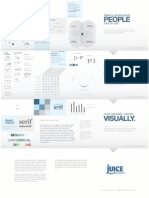 Juice Dashboard Poster