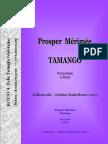 Tamango, berpotam ke Prosper Mérimée