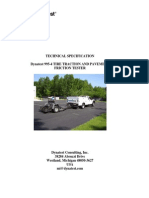 t995-4 Technical Specification 2011