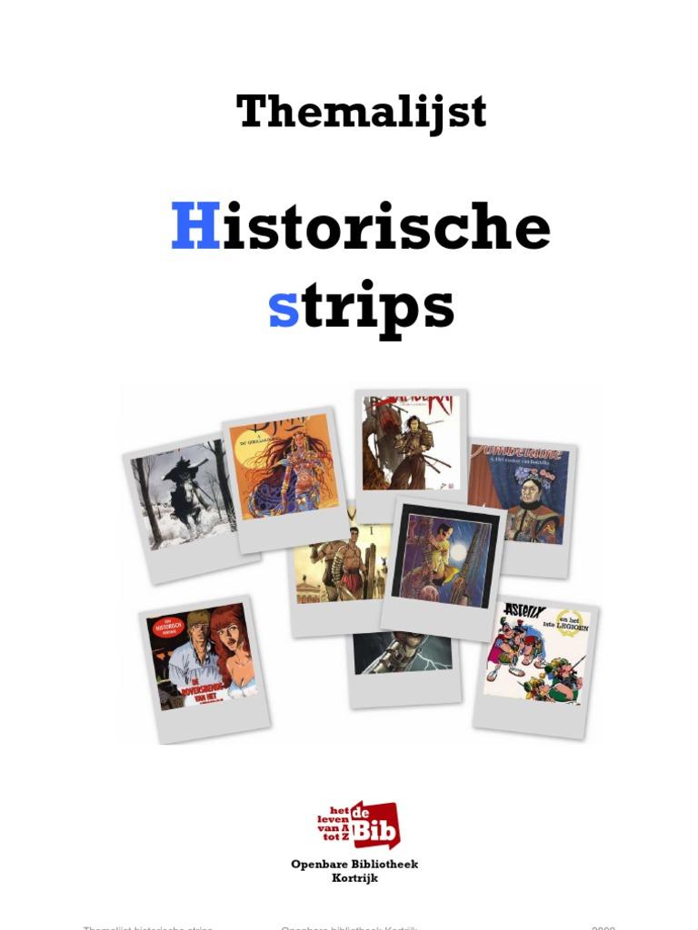 Historische Strips