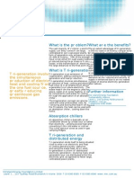 MEFL Fact Sheet_trigeneration