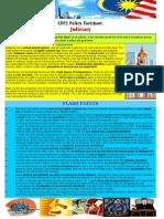 Judiciary Factsheet
