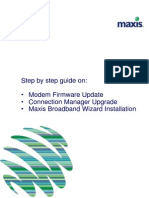 Software Upgrade Guidelines Mf190 180713