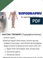 anatomi topografy