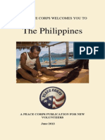 Peace Corps Philippines Welcome Book  |  June 2013 'CCD'