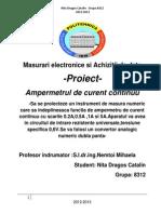 MES Proiect