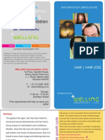 Welling Speciality Hair Clinic Brochure