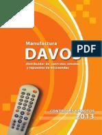 DAVOS Controles Remotos 2013