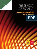 Presencia de Espana 2013 Esp-Def
