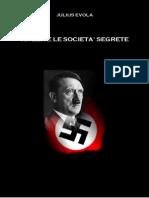 Hitler e le società segrete