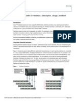 Cisco Catalyst 2960-S FlexStack Description, Usage, And Best Practices-white_paper_c11-578928