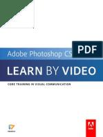 Booklet Supplement Adobe Photoshop Cs6 Lbv