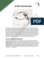 EPV 04 Hot Wire Anemometer
