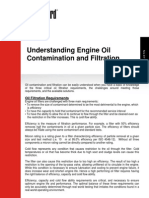 Fleetguard - Understanding Engine Oil Contamination and Filtration