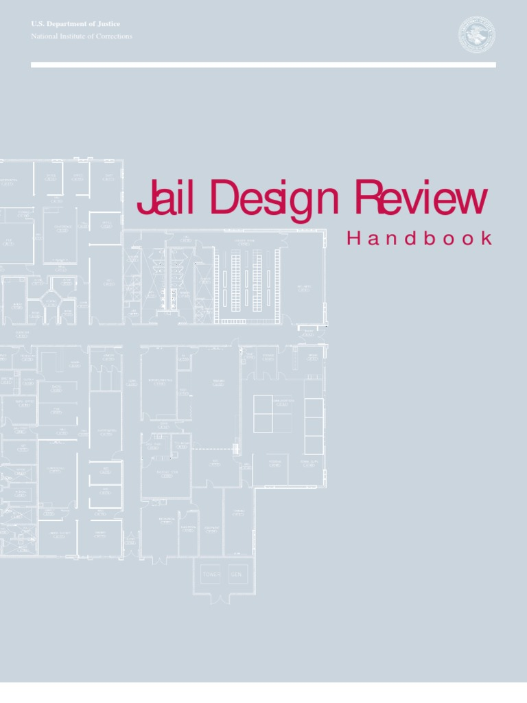 Architectural Design National Institute Of Correction Jail Tv Distribution System Diagram Moreover Winnebago Wiring Diagrams Review Handbook Architect Needs Assessment