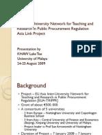 Prof. Khaw Lake Tee Presentation at ADB