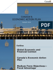 090128 Canada's Economic Action Plan (Slides)