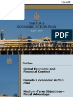 090128 Canada's Economic Action Plan (Slides)