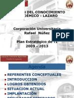 Presentacion Lazaro