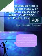CDG-Microfísica del Poder (Foucault)