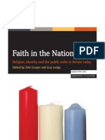 Faith in the Nation