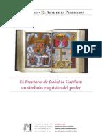 Dossier Breviario Isabel La Catolica