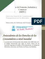 Presentacion d Dia Positiva LEY DEL CONSUMIDOR