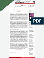 Pulpito Massimo - I tre livelli dell'ontologia parmenidea