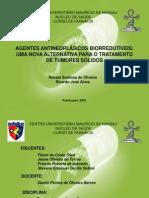 Agentes Antineoplásicos Biorredutores [alterado] - Cópia