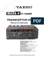 MARK-V FT1000MP Manual de Operacao