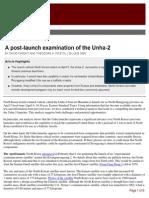 North Korea Test of the Unha