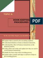 TOPIC 6_bookeeping Procedures