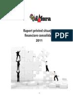 Raport Anual 2011 -