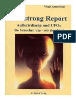 Der Armstrong Report-Ausserirdische Und UFOs (Virgil Armstrong)