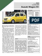 Suzuki Wagon / Opel agila