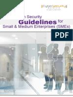 Guidelines for Small & Medium Enterprises (SMEs)
