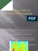 Intro Signals