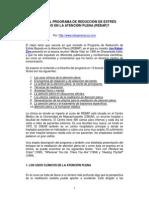 Programa de Reduccin Del Estres _REBAP