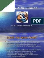 TÉCNICA  DE  CYRIAX.ppt